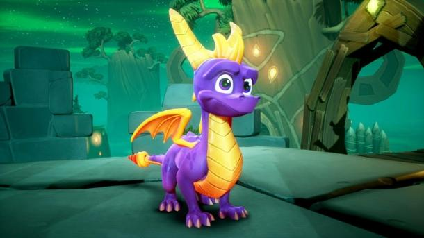 Сравнение Spyro Reignited Trilogy и оригинальных игр Spyro Spyro Reignited Trilogy
